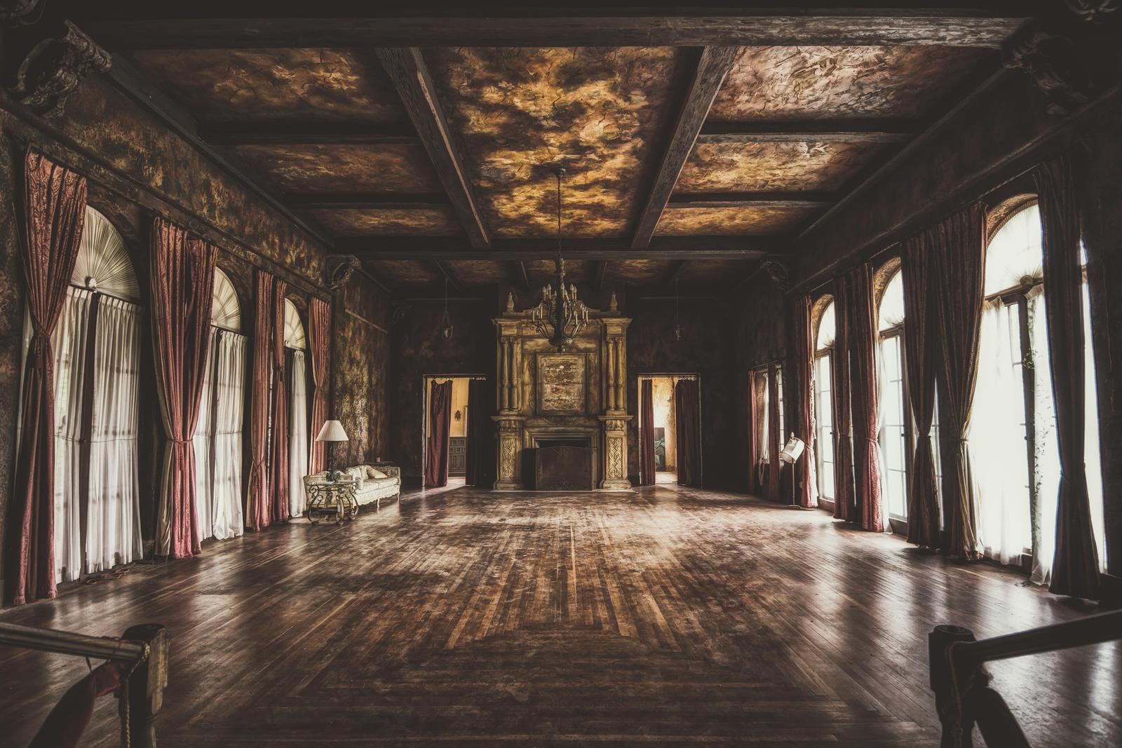 Howey mansion grand ballroom by royalimageryjax on deviantart for Mansion floor plans with ballroom
