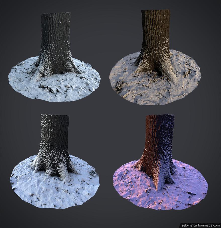 #1 Photogrammetry Tree by Sebvhe