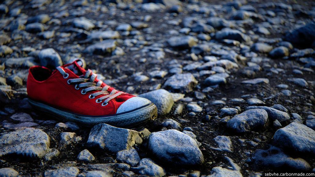 #6 Photogrammetry Shoe II by Sebvhe