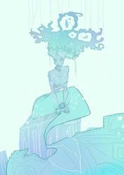 Mermaid by GPinos