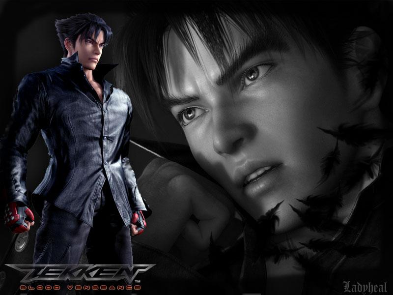 Tekken Blood Vengeance Jin Kazama By Ladyheal On Deviantart