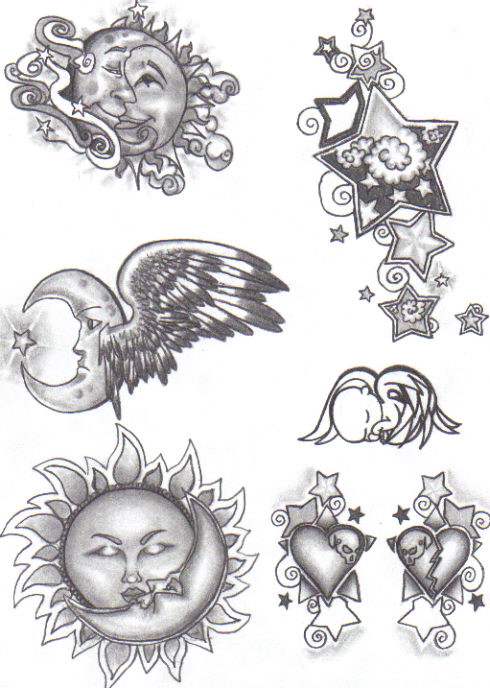 fillers | Crystal tattoo, Inspirational tattoos, Girly tattoos  |Cool Drawings Flash Girly