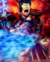 Bringer of Death by AnimeFlux
