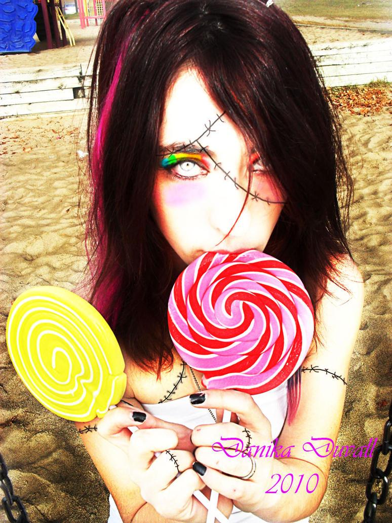Sugar Gaze by Danika-D