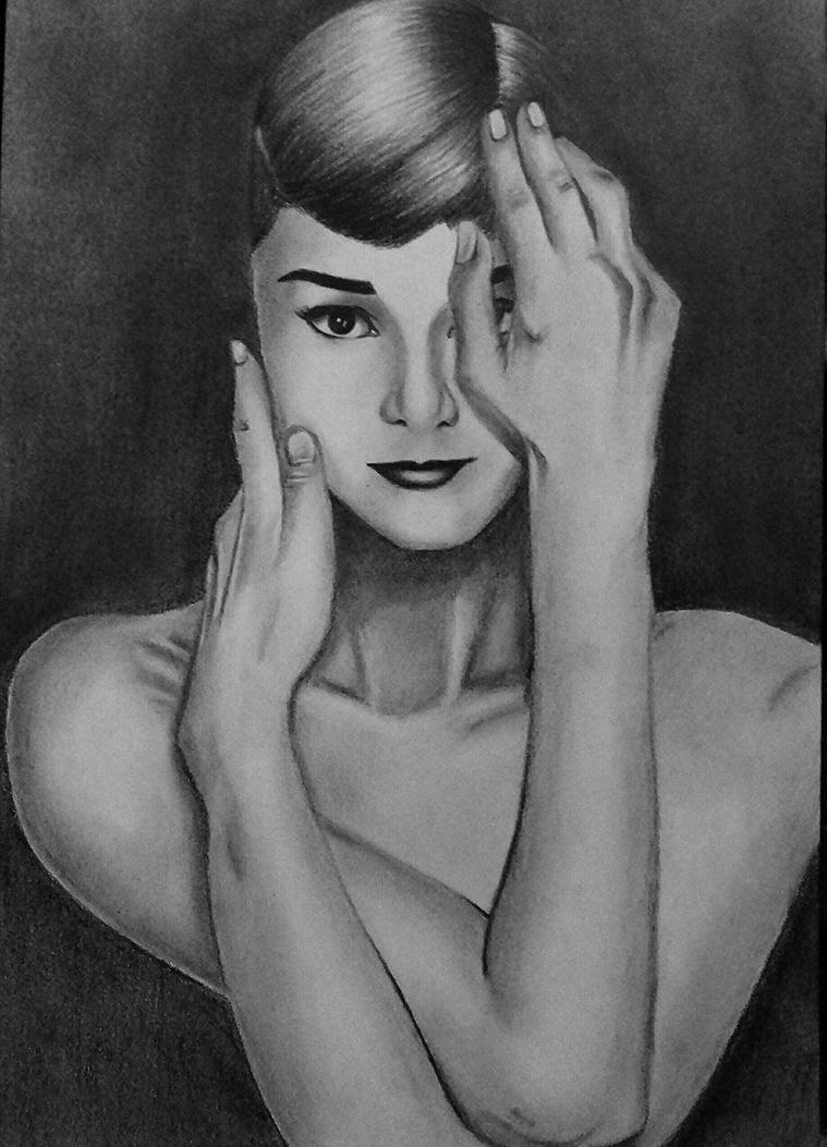 Audrey Hepburn  by rotarualexandra