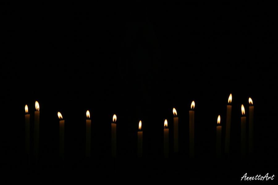 Candles by aNNeTTs