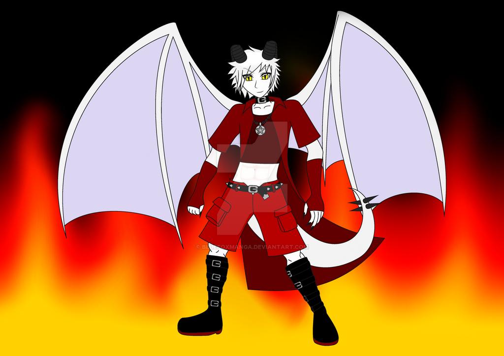 Dante's Rage by BlueFoxManga