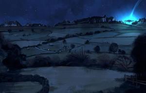 Landscape - (night)