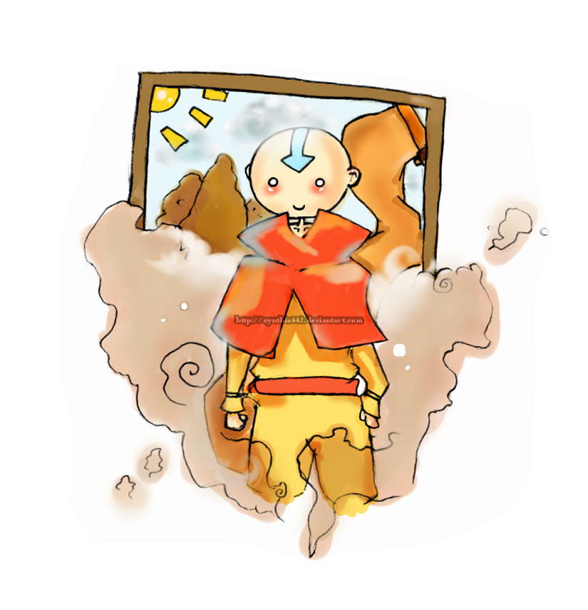 To Watch Full Movie Avatar: Avatar: Aang Chibi By Cynthia442 On DeviantArt