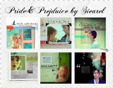 Pride and Prejudice by Siearel