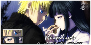Naruto and Hinata by zero98