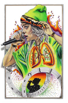 Lungs of a Singer: Billie Eilish