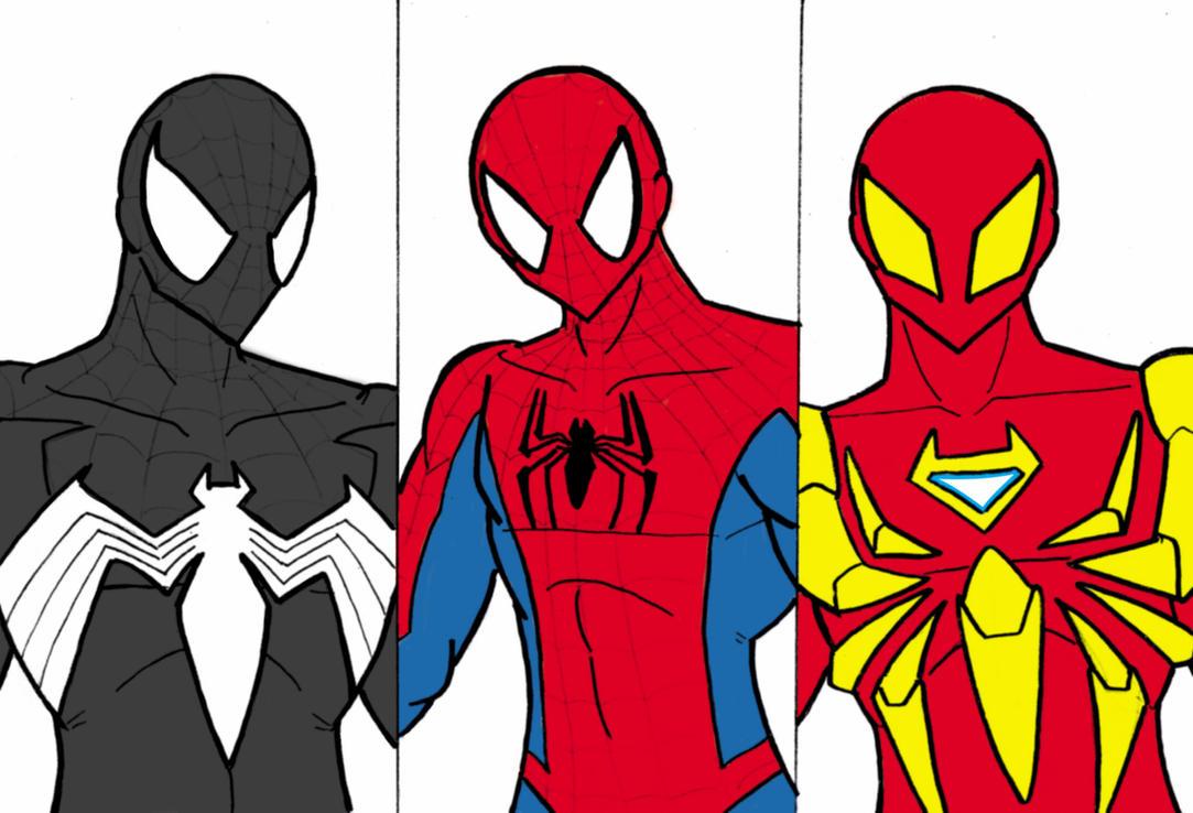 Spider-Man by TakarinaTLD93