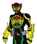 Kamen Rider OOO - Tighten Up