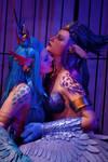 Harpies Blizzard cosplay