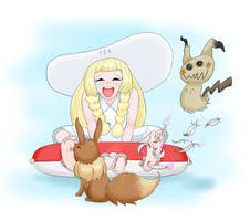 Poll Request: Lillie by bread-zeppelin