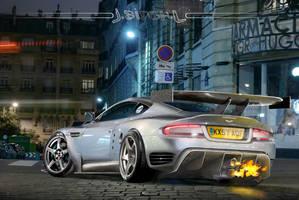 Aston DBS by Jay5204