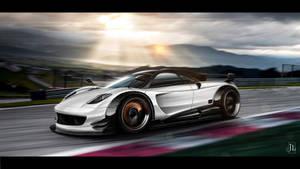 Pagani Huayra GT3