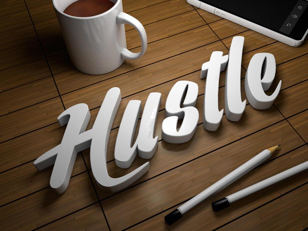 Hustle by Jay5204