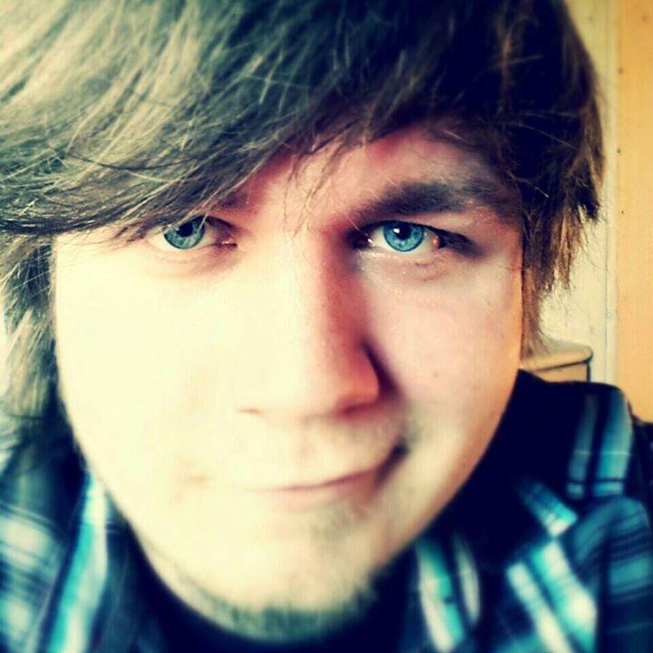 Blaue Augen by BeatStoker