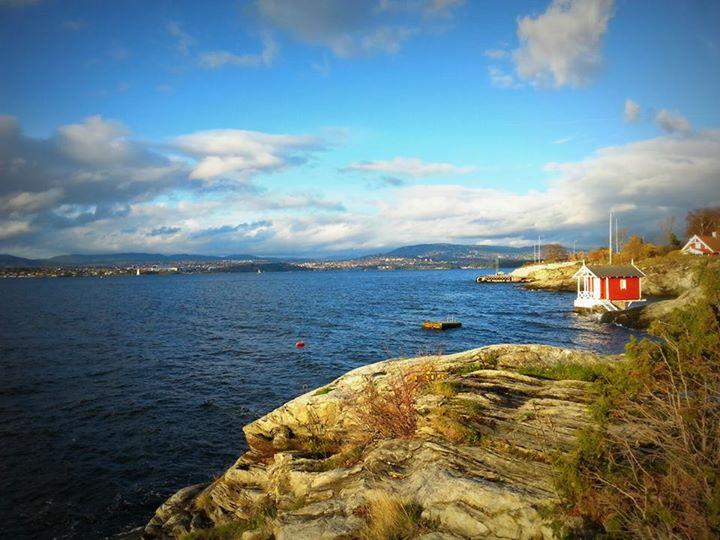 Fjord by BeatStoker