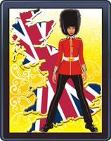 Englishwoman by GruberJan