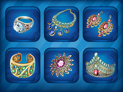 Collection jewelry