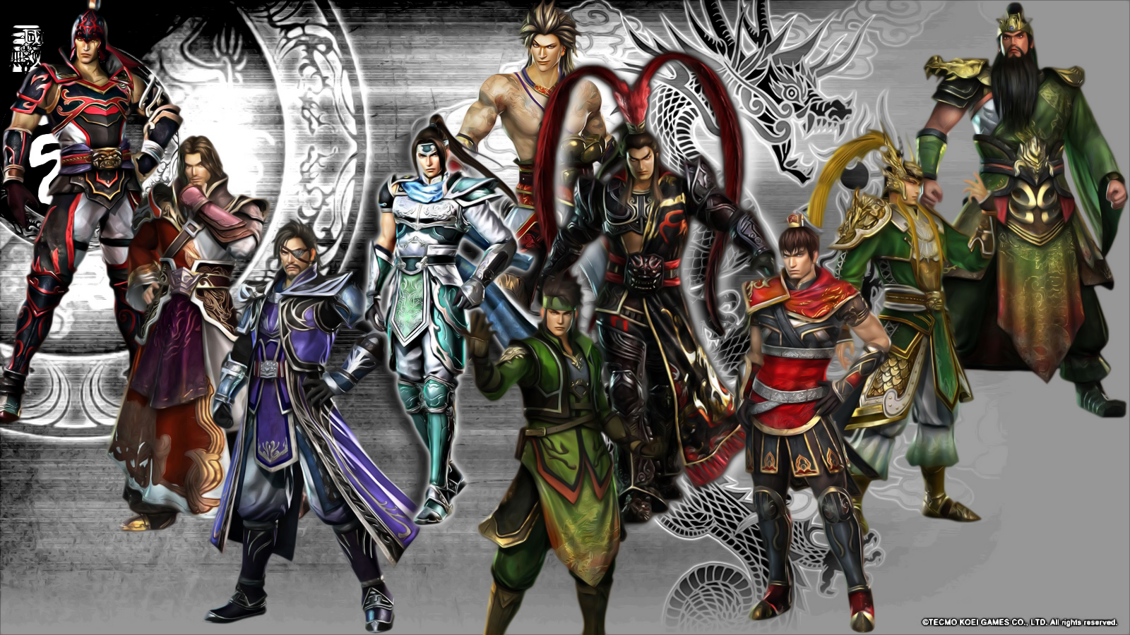 Download Gratis  Game PC Dynasty Warriors 7 Full RIP Version