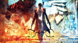 DmC Devil May Cry Artwork Wall