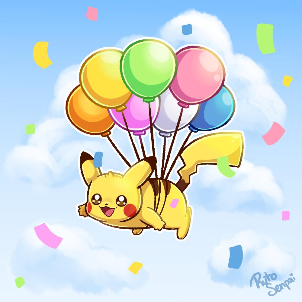 Pokemon 25! Happy Birthday Pokemon