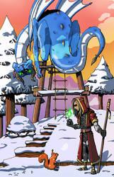 Winter Wizard Web