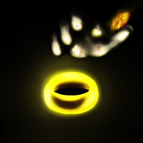 Sonic Ring Gif Transparent