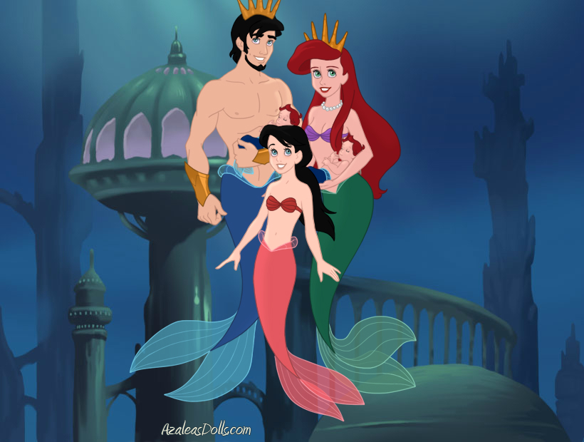 ariel and eric. Ariel Eric Melody Lyric and Chord by roxieroo1  on DeviantArt