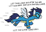 Soarin:Let The Good Times Roll