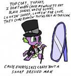 Spike: Sharp Dressed Man