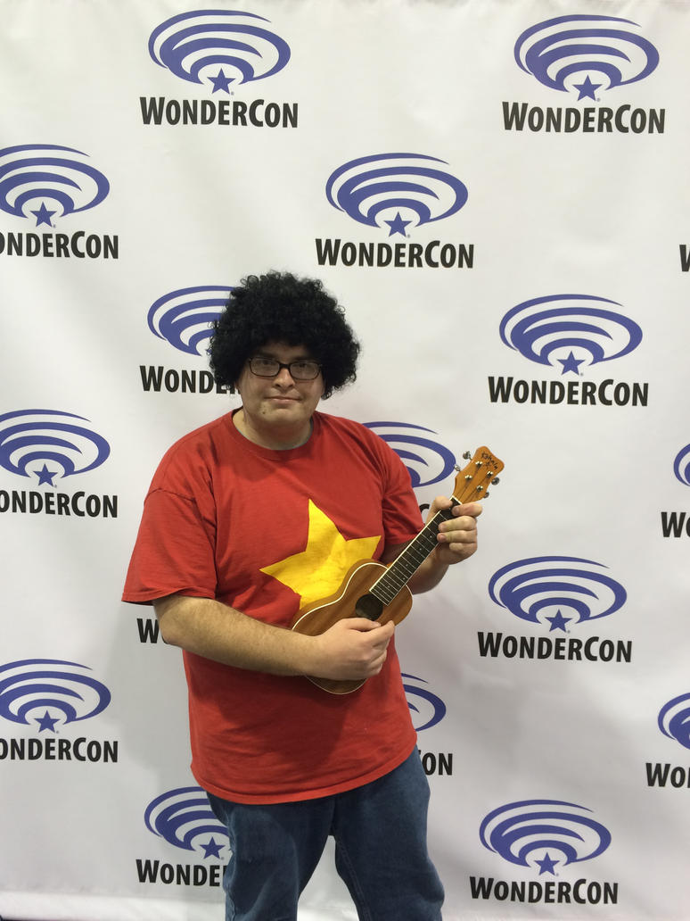 Steven Universe At WonderCon 2 by Closer-To-The-Sun