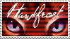 Hawkfrost Stamp by TheLoneWolfWarrior