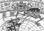 Fanart - Akali vs Shen