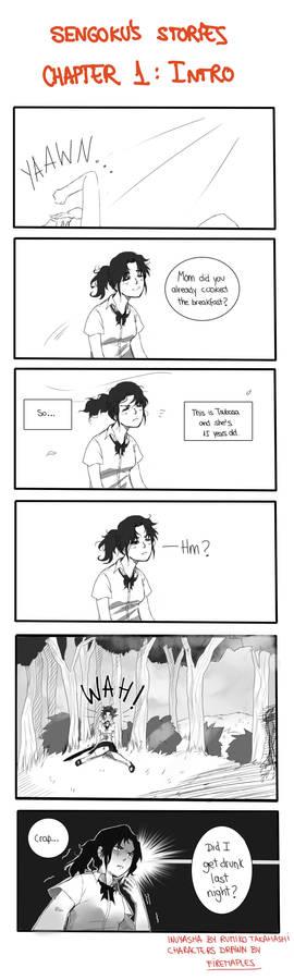 Sengoku Stories Chapter 1