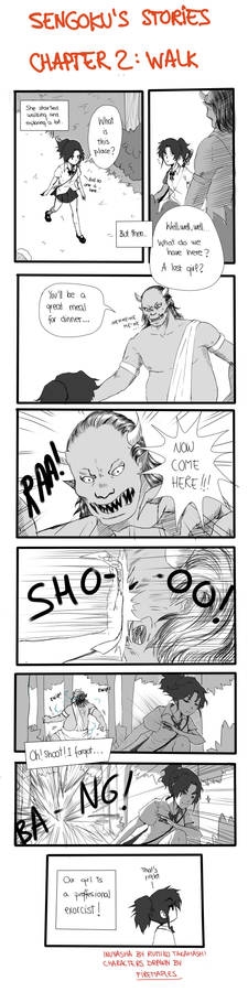 Sengoku Stories Chapter 2