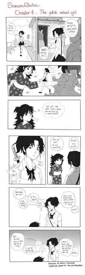 Sengoku Stories Chapter 4