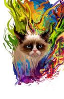 grumpys rich inner world by Ururuty