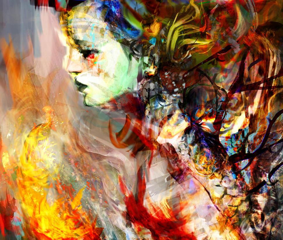 fading away by Ururuty