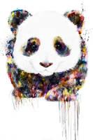 panda by Ururuty