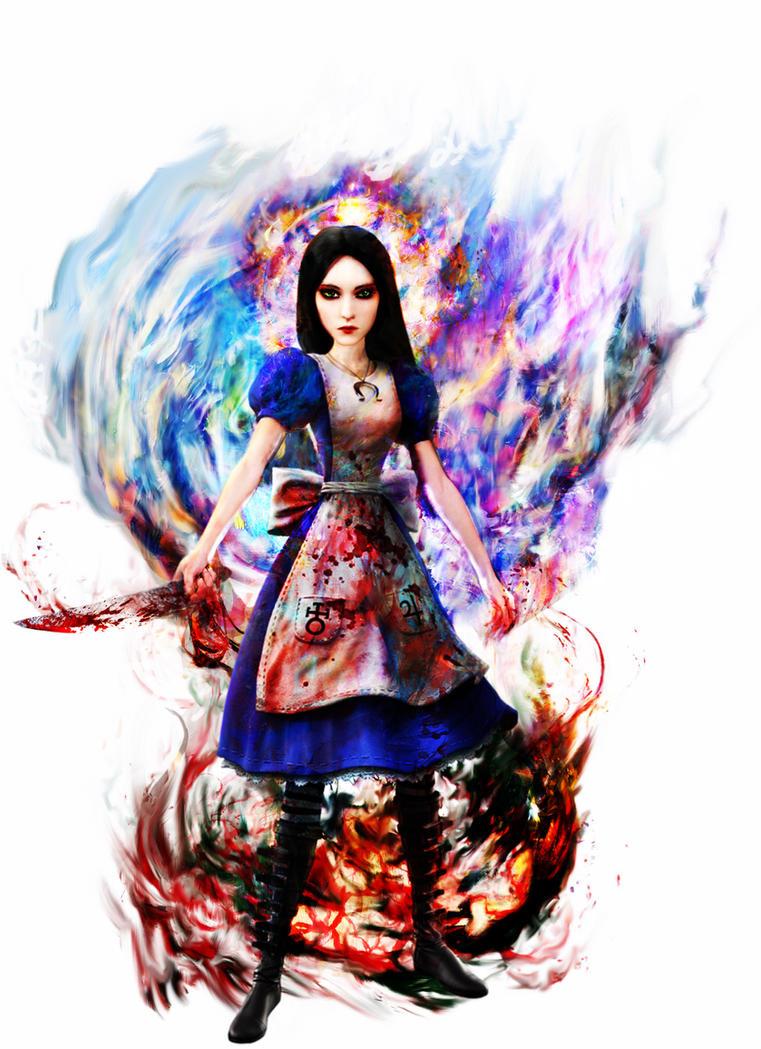 Alice madness returns by Ururuty