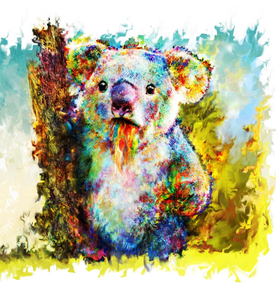 Koala by Ururuty
