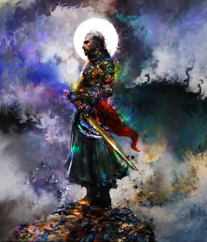 witchers dream by Ururuty