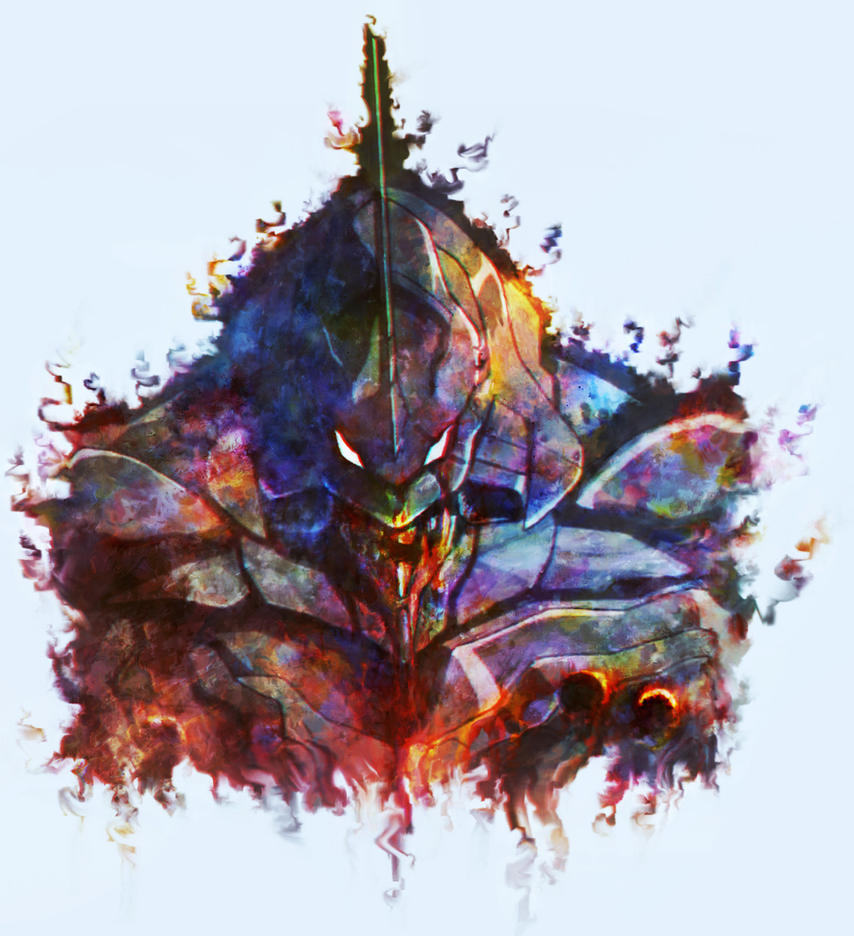 Evangelion by Ururuty