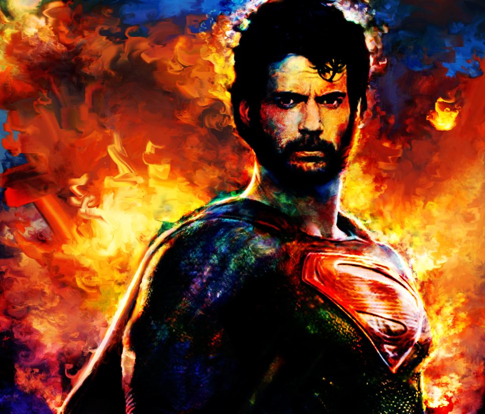 superman by Ururuty