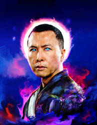 Star Wars Donnie Yen by Ururuty